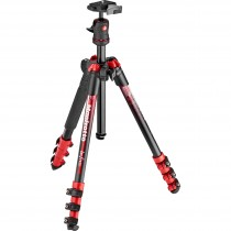 Manfrotto Befree ROJO...