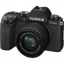 FUJIFILM X-S10 + 15-45MM NEGRA