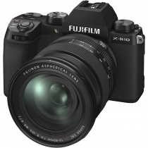 FUJIFILM X-S10 + 16-80MM NEGRA