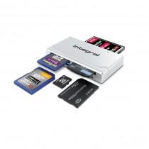 Integral Multi Card Reader