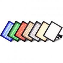 PANEL LED NANGUANG RGB 66